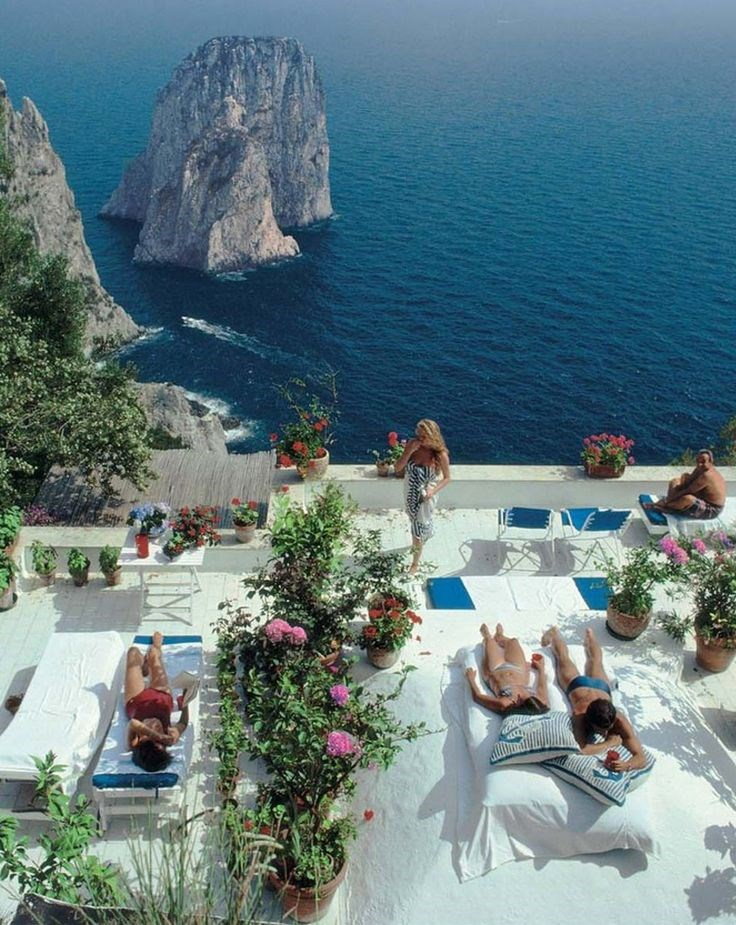 Take Me To Capri