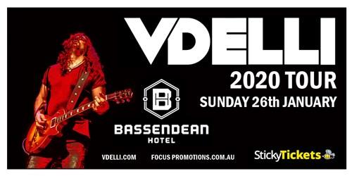 VDELLI at The Basso Australia Day
