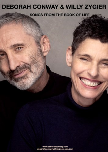 Deborah Conway & Willy Zygier @ Camelot Lounge