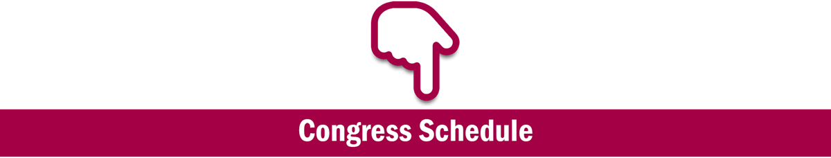 Congress Schedule & Presenter Bios