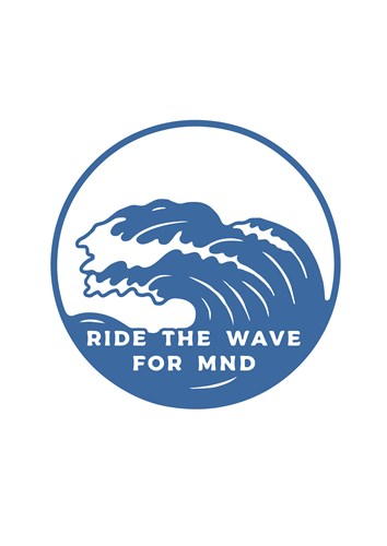 Ride The Wave For MND