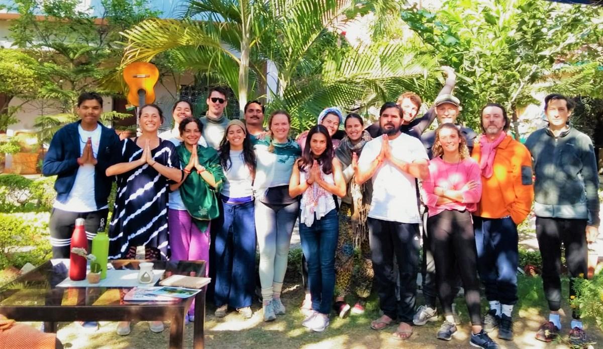 15 days of yoga retreat, detox, rejuvenation and meditation in Rishikesh,  India